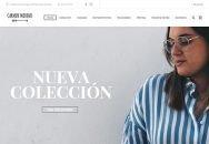 Tienda Web Online Carmen Moreno