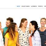 Web corporativa Alaska Factory